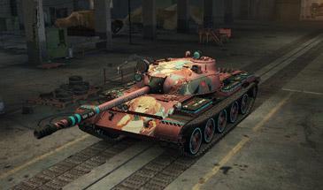 Пак аниме шкурок для всех наций с инсталлятором для World of Tanks 0.9.16