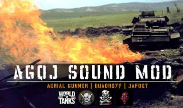 AGQJ Sound Mod для World of Tanks 0.9.16