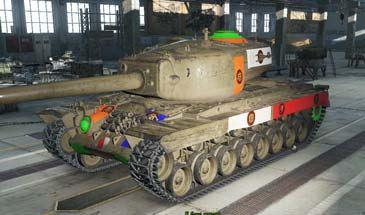 Уязвимые места танков для World of Tanks 0.9.16