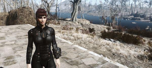Nanosuit / Нанокостюм для Fallout 4