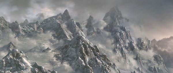 Фоны для главного меню для TES V: Skyrim