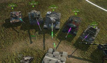 Мод Ствол - улучшенные отличительные отметки на стволах для World of Tanks