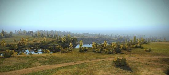 Одинаковое небо на всех картах + FPS для World of Tanks 0.9.16