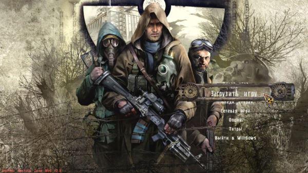 ARZMod for SoC для S.T.A.L.K.E.R. Тени Чернобыля