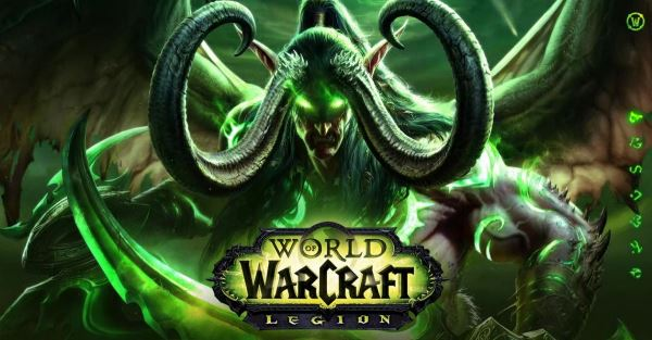 Патч для World of Warcraft: Legion v 1.0