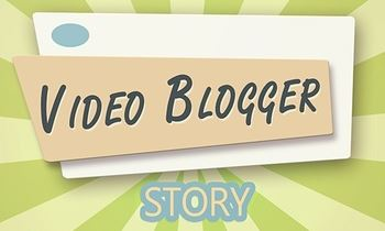 Сохранение для Video blogger Story
