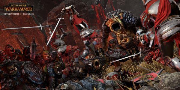 Русификатор для Total War: Warhammer