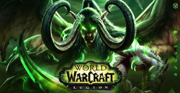 Русификатор для World of Warcraft: Legion
