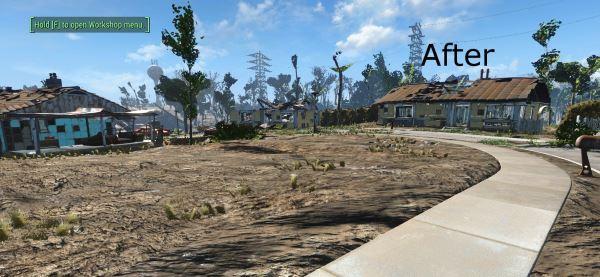 Spring Cleaning / Разобрать неразбираемое для Fallout 4