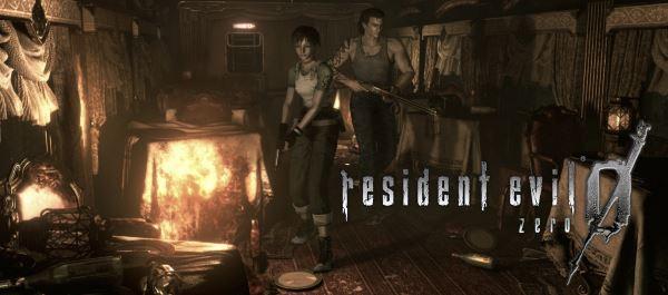 Патч для Resident Evil 0: HD REMASTER v 1.0