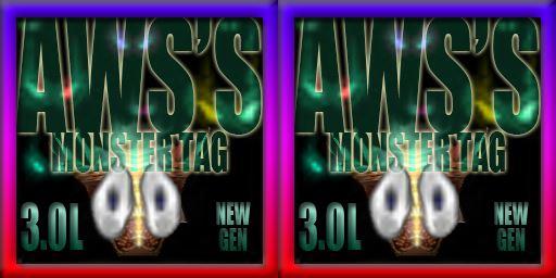 Aws Монстр Таг v 3.0l для Warcraft 3