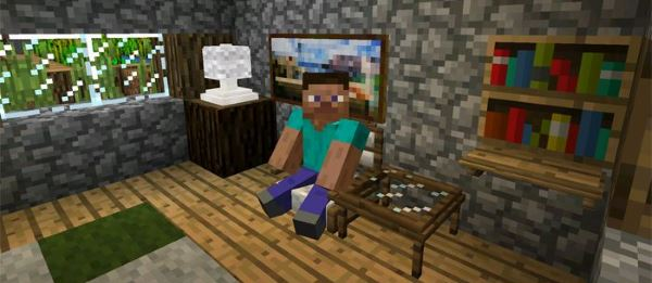 ElectricsFurniture мод для Minecraft PE 0.13.0/0.13.1