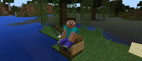 Мод на супер кресло 2000 для Minecraft PE 0.13.0/0.13.1