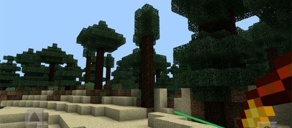 Мод на луки и стрелы для Minecraft PE 0.13.0/0.13.1