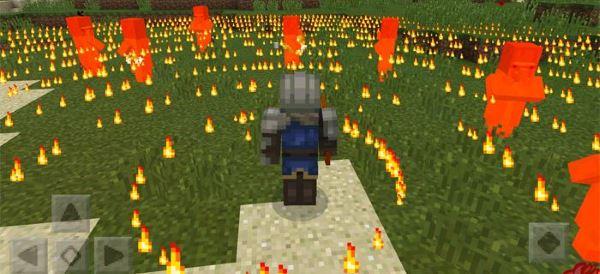 Elemental Swords - мод для Minecraft PE 0.13.0/0.13.1
