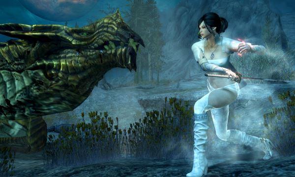 Изменение уровней сложности для TES V: Skyrim
