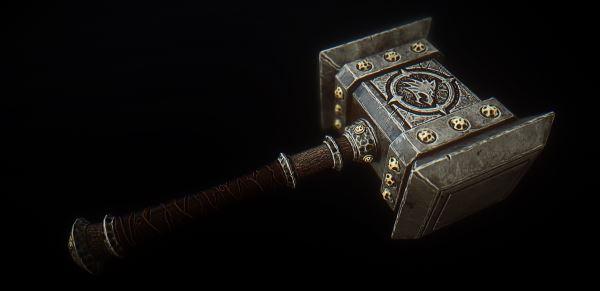 Doomhammer для TES V: Skyrim