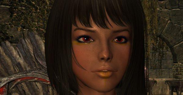 Пресет для RaceMenu для TES V: Skyrim