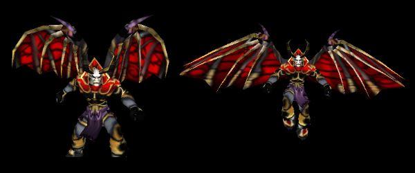 Тикондрус для Warcraft 3