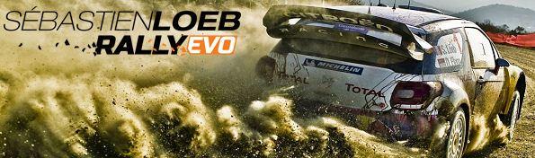 Кряк для Sebastien Loeb Rally EVO v 1.0