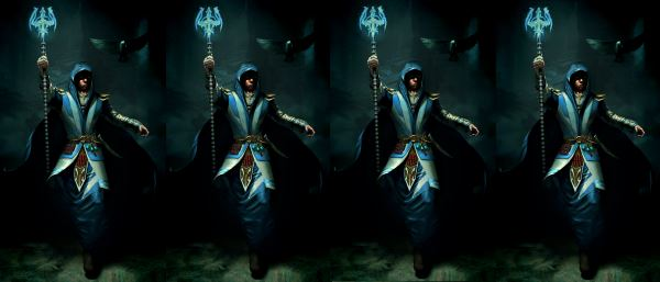 Целитель людей для Warcraft 3