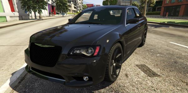 Chrysler 300 SRT8 для GTA 5