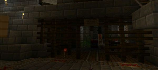 Redstone Mansion - карта для Minecraft PE 0.14.0/0.13.1