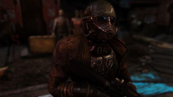 Броня Рейджера Ветерана НКР / NCR Ranger Veteran Armor для Fallout 4