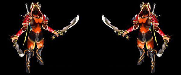 Карина для Warcraft 3