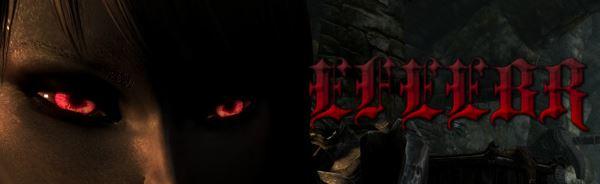 EFEEBR eyes for everyone для TES V: Skyrim