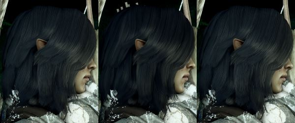 Hair Retexture для Dragon Age: Inquisition