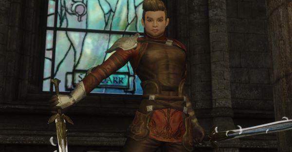 Trinity Areus Gladiator Armor для TES IV: Oblivion