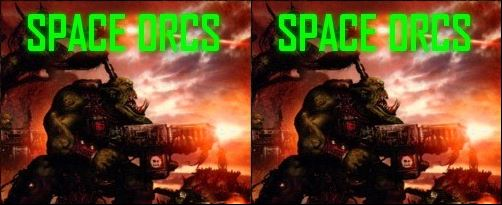 Space Orcs vs. Zombies для Warcraft 3