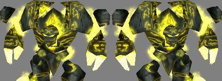 Рунический голем для Warcraft 3