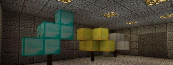 Карта Этаж За Этажом для Minecraft PE 0.14.0