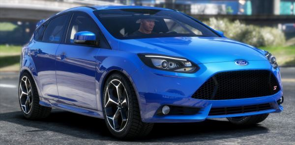 Ford Focus ST X RS 500 2013 для GTA 5