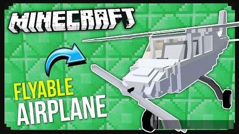 Planes для Minecraft 1.9