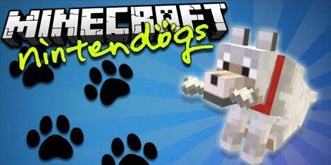 Nintendogs для Minecraft 1.9