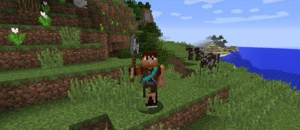 Reforged для Minecraft 1.8.9