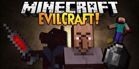 EvilCraft для Minecraft 1.8.9