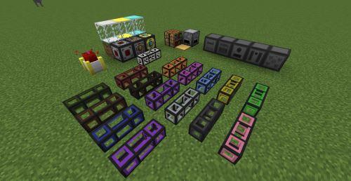 NeoTech для Minecraft 1.8