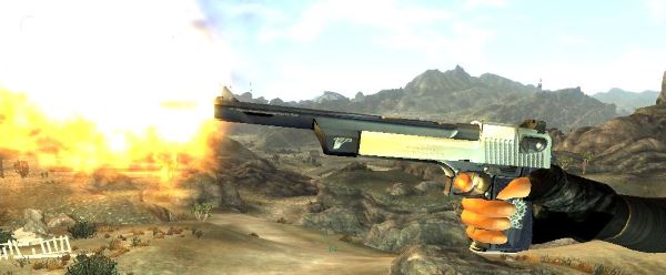 Pack Of Guns Ultimate SP3 для Fallout: New Vegas