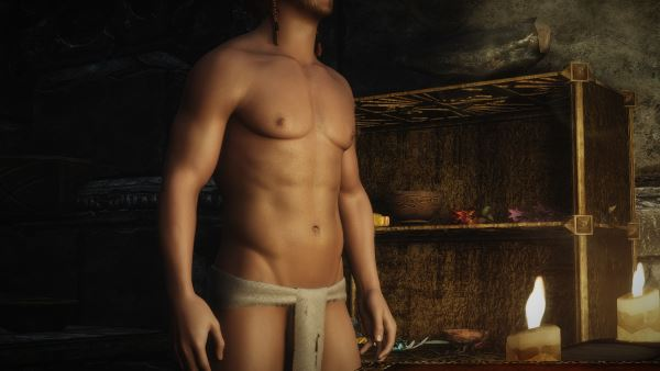 Dizona Body для TES V: Skyrim