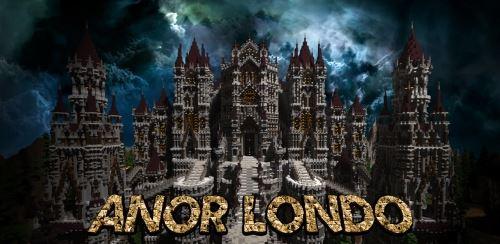 Anor Londo для Майнкрафт 1.8.9