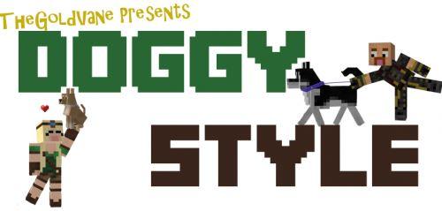 DoggyStyle для Майнкрафт 1.8