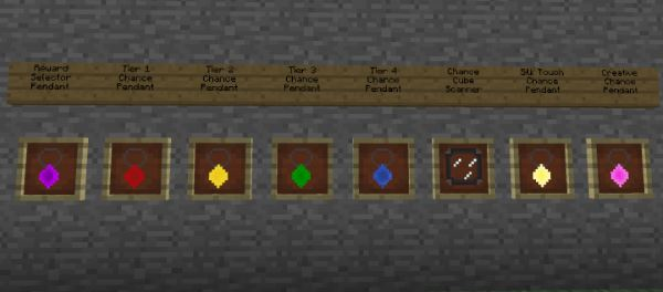 Chance Cubes для Майнкрафт 1.8.9