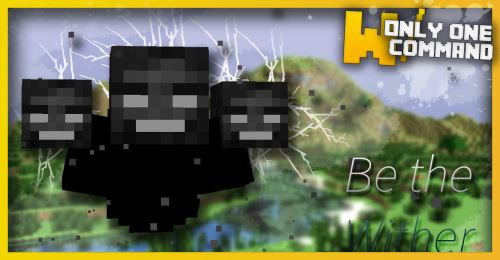 Be the Wither для Майнкрафт 1.9