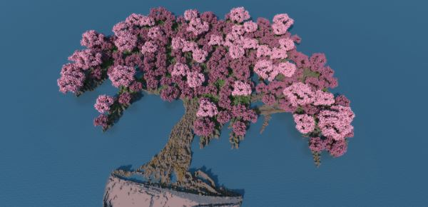 Isle of Bonsai для Майнкрафт 1.8.9