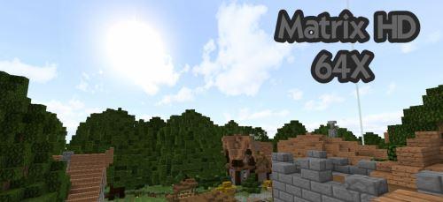 MatrixHD для Майнкрафт 1.8.9