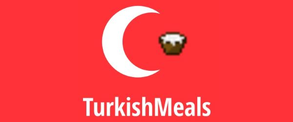 Turkish Meals для Майнкрафт 1.7.10